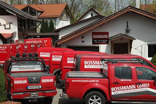 energetisch sanieren mit der Bossmann GmbH