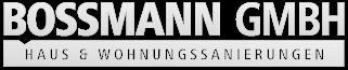 sanieren in Frankfurt | Bossmann GmbH Logo